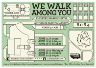 We Walk Among You (Montreal Fringe 2013)