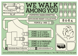 We Walk Among You (2013)