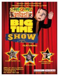 Gregori's Phantastik Big Time Show (2012)