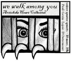 We Walk Among You