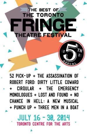 Cirqular (Best of Fringe Toronto 2014)